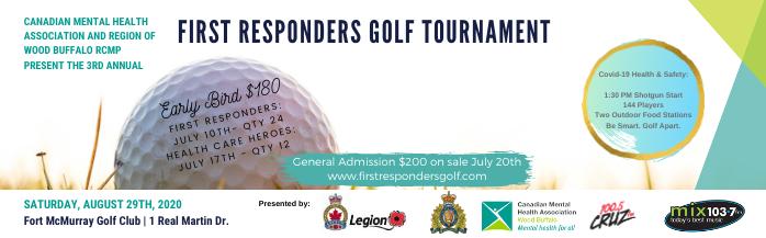 First Responders Golf Tournament