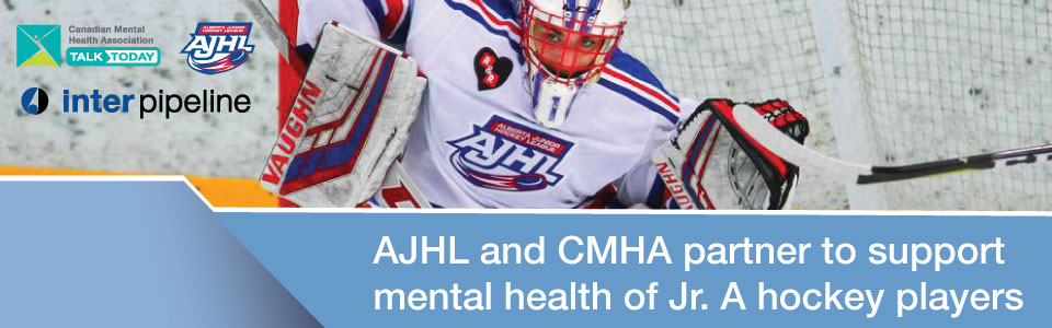 Alberta Junior Hockey League partners with Canadian Mental Health Association in Alberta on Talk Today program